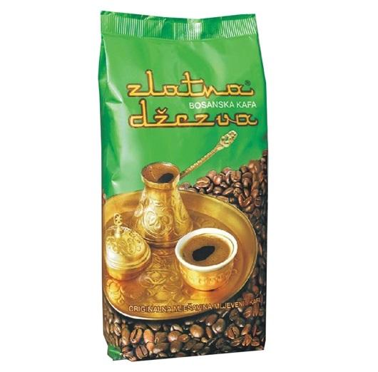 Zlatna Džezva - Bosanska kafa 200g