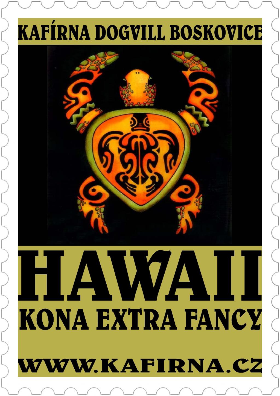 HAWAII Kona Extra Fancy