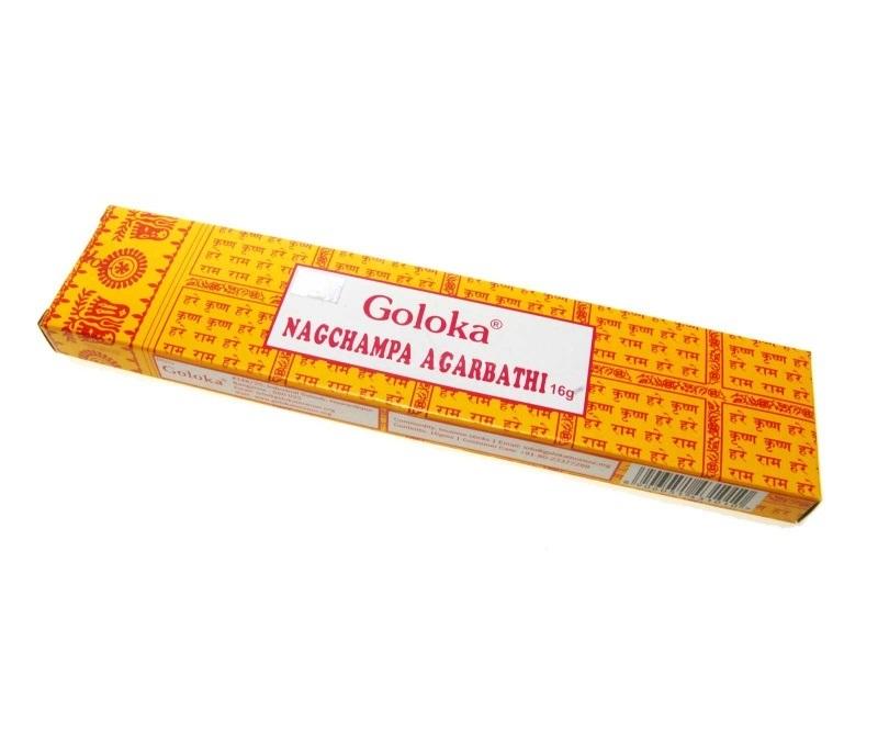 Indické vonné tyčinky Goloka 16 g