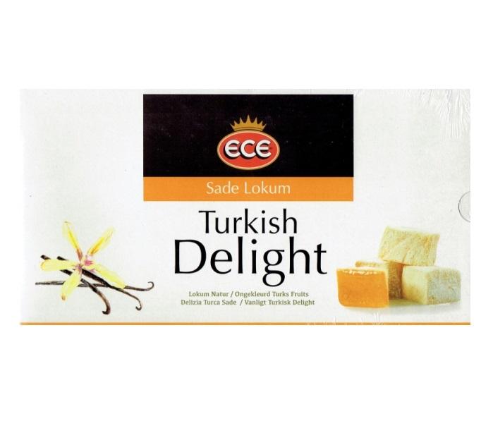 Turkish Delight - ECE - Sade Lokum 454 g
