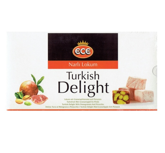 Turkish Delight - ECE - Narli Lokum 454 g