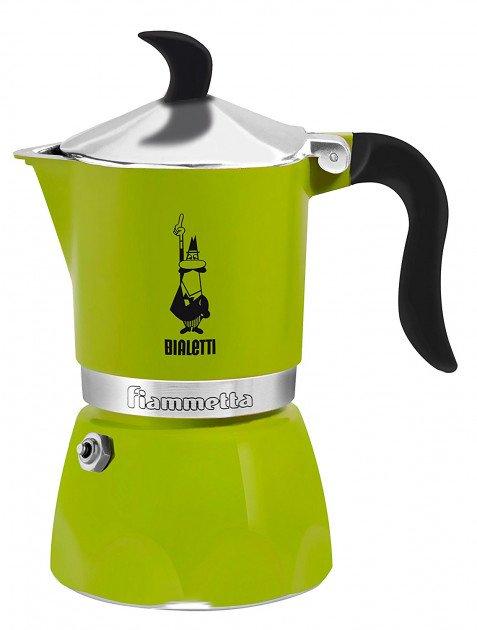 Coffee Maker Bialetti Fiammetta 3 Green